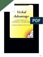 [GRE语文优势].Verbal.Advantage.pdf
