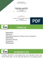 Distribuição Linux OpenSUSE