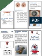 Leaflet Katarak Itha