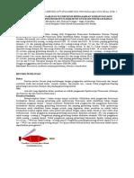 Studi Tentang Pengamatan Fluoresensi Berdasarkan Domain Panjang Gelombang Pada Spektroskopi Flouresensi Untuk Identifikasi Bahan
