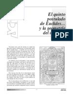 Trigo Aranda - El quinto postulado de Euclides y la geometría del universo.pdf