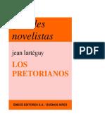 Jean Larteguy - Los Pretorianos