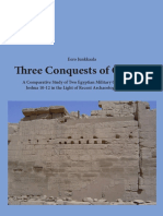 Three Conquests of Canaan
