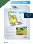 Fertig Row a controller for the complete management of the fertigation system