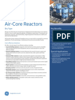 Grid Air Core Reactors