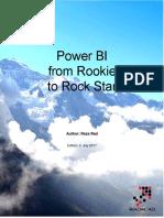 Book_Power BI From Rookie to Rock Star_Reza Rad_RADACAD