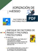 Factores de Riesgo y Protectores Familiares 3 Clase