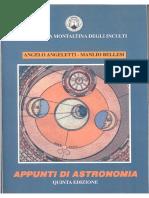 Appunti Di Astronomia Librone
