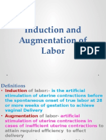 6. Induction and Augmentation of Labor
