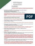 Article 1-2 - Digests, Bar Qs