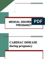 Medical Disorders in Pregnancy