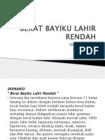 BERAT BAYIKU LAHIR RENDAH.pptx