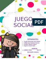 ÁRTICULO JUEGO SOCIAL