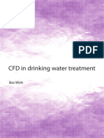 CFD in Drinking Water Treatment