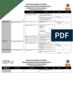 Plan de Acciones de Mejora 2012