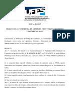Edital Aluno Especial 2017-2 Ppgel Mestrado e Doutorado