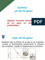 Química - Leyes de Los Gases - Septiembre