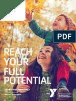 DBAFYMCA Fall Program Guide Website Update 2