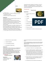 Comidas de Guatemala Por Departamento,  by Herminio Choc