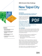 New Taipei City Taiwan Summary 2013