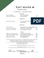 Wolfgang Streeck, La Poltica de La Salida, NLR 88, July-August 2014