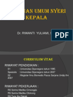 Acson 2016 - Presentasi Nyeri Kepala.ppt