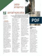 Melchiorri C. - Le Soste in Alpinismo e in Arrampicata - La Rivista Del CAI Marzo-Aprile 2006