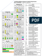 2017-2018 Calendar (approved 4-26-17)