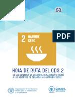 Hoja de Ruta del ODS 2