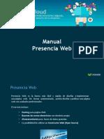 Manual Presencia Web