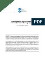 Tesis Perdida Auditiva Por Contaminacion Acustica