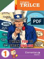 Inglés Primer Año