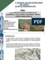 DeslizamientoTaray-Saylla