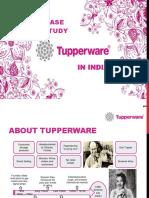 Tupperware in India