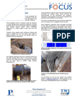 Plant Integrity Case Study Buried Line Thailand