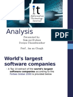 IT - Industry Analysis
