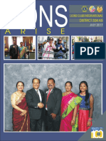 Lions Arise July Issue 2017