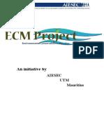 Ecm Concept Note (1)