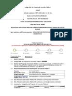 Proyecto Corredores Transporte Trujillo SNIP 266964