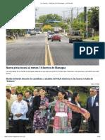 La Prensa - Noticias de Nicaragua y El Mundo