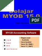 Pengantar MYOB