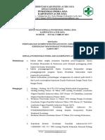 5.1.1 Sk Persyaratan Kompetensi Penanggungjawab UKM Doc