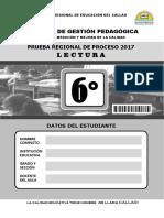 Lectura 6° GRADO Proc.17