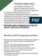 CLASE PRESUPUESTO ANALITICO CRONOGRAMAS RC 195 88 CG FORMULA POLINOMICA.pdf