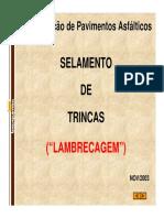 SelamentodeTrincas
