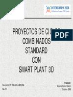 SP3D - PDS