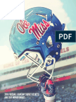 Ole Miss Football Survey 2016 and Improvements for 2017