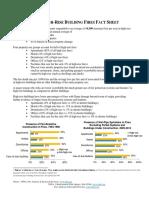 High Rise Fact Sheet