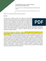 Evaluacion de Atractivos Para La Identificacion de Nuevos Productos Turisticos Caso de Estudio Region Capital de La Provincia de Buenvos Aires ..