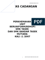 KERTASKERJA PERKHEMAHAN U.UNIFORM.doc